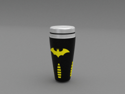BATMAN Thermoskanne