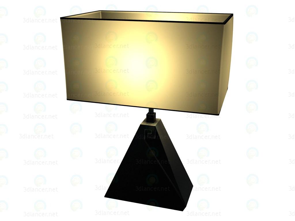 3d modell lampe 703 vom hersteller versace id 14666 for Lampen 3d modelle