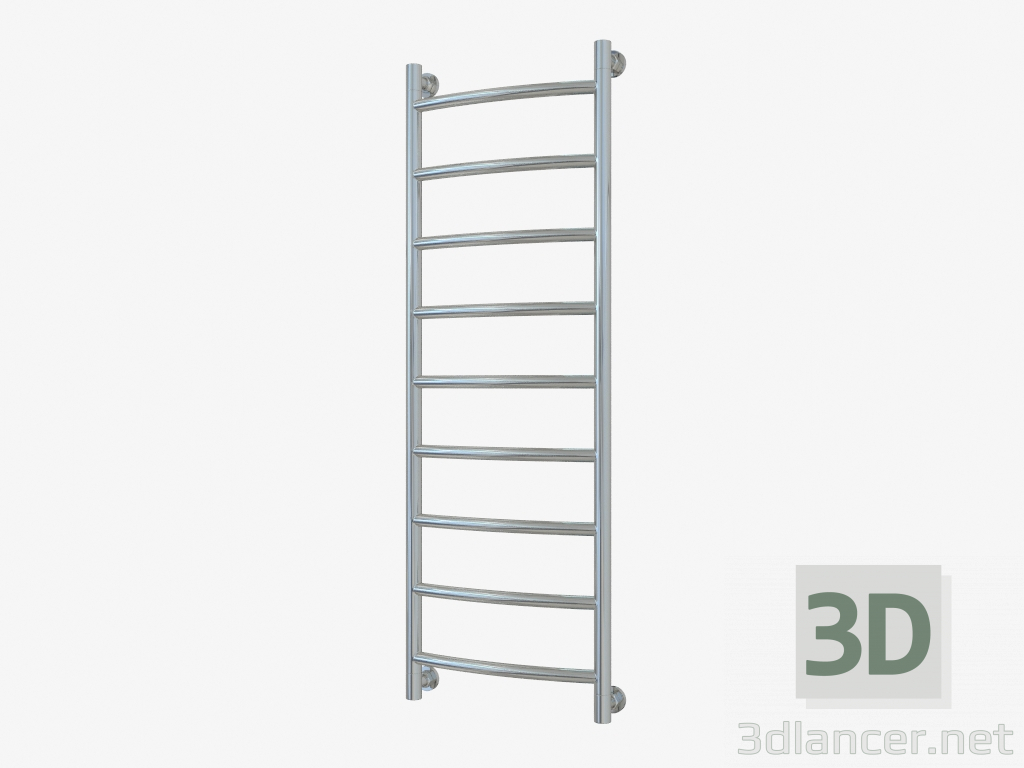 3d model Radiator Galant + (1200h400) - preview