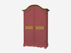 Two-door wardrobe YR200