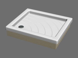 Shower tray 75 x 90 EX ANETA