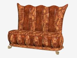 Sofa em linha reta g164