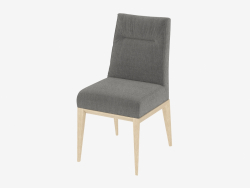 Tosca chair (with dark upholstery)