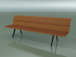 Central module Eating 4601 (L 240 cm, Teak effect)