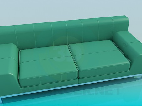 3d model Sofa hi-tech - preview