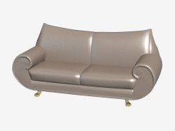 Sofa three-seater F210