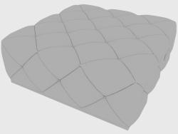 Pouf जस्ट POUF (105x105xH65)