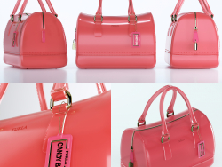 Furla Candy Bauletto Bag