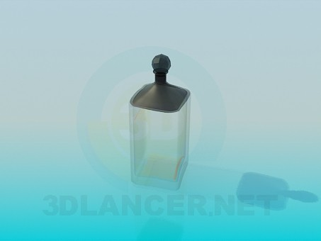 3d model Decanter - preview