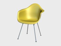Eames Пластиковое кресло DAX