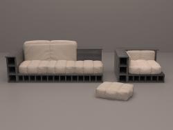 Ensemble de meubles