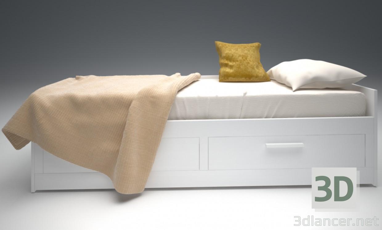 3d Model Ikea Brimnjes In The Style Of Scandinavian
