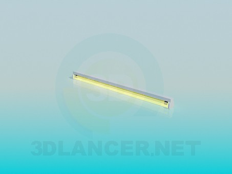 3d model Daylight lamp - preview
