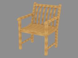 Chaise de jardin Broadfield