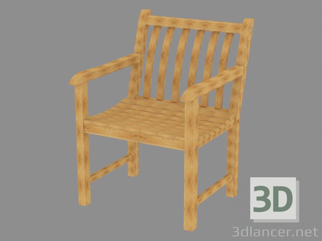 3d model garden chair broadfield manufacturer alexander for Outdoor furniture 3d model