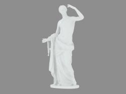 Figurine in porcellana Venere