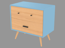 Chest of drawers Kiddi