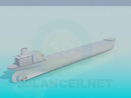 3d model Liner - preview