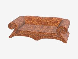 Canapé droit G160