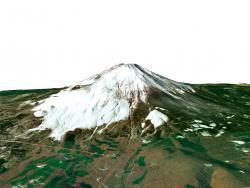 Monte Fuji / Monte Fuji