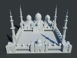 शेख ज़यद मस्जिद