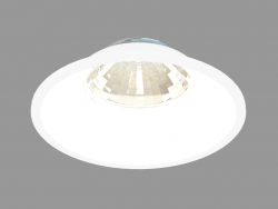 Built-in LED lamp (DL18412 11WW-R White)
