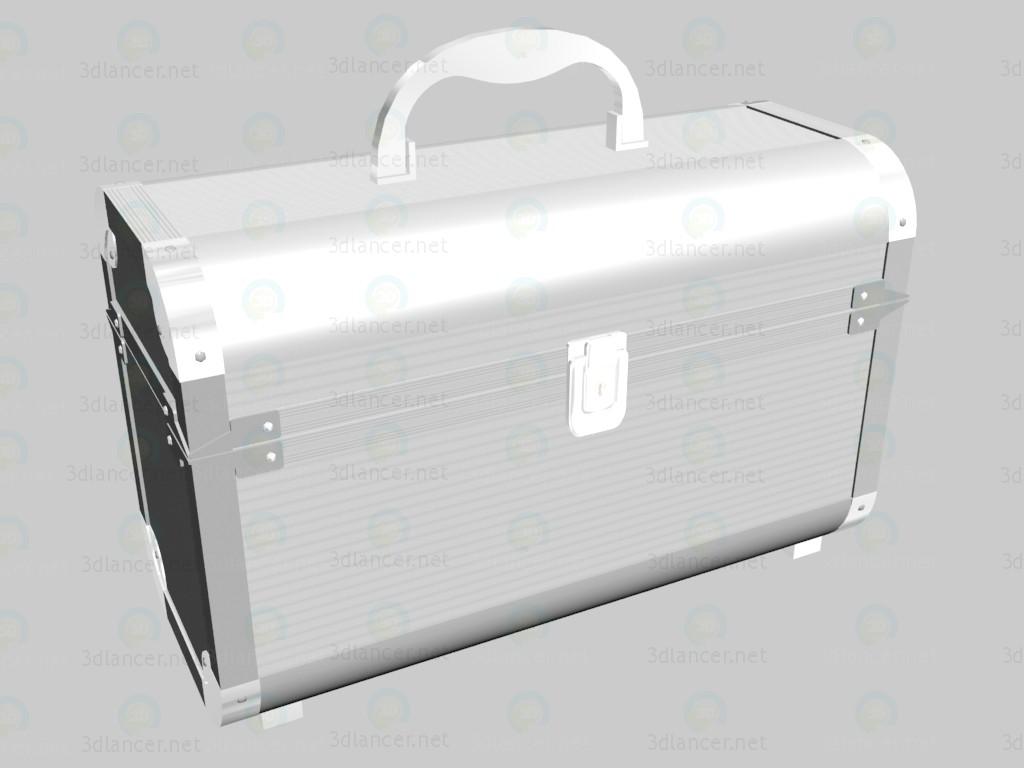 3d model Box Silver VOX - preview