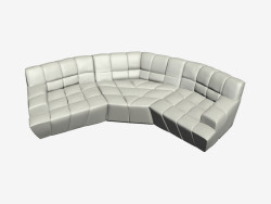 Sofa modular angular Z154