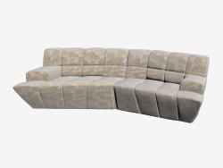 Canapé d'angle F145