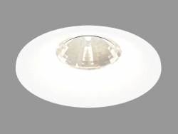 Built-in LED lamp (DL18413 11WW-R White)
