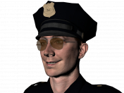 डैनियल एक पुलिस वाला