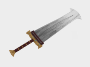 Sword of beast slayer