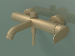 Single lever bath mixer for exposed installation (34420140)