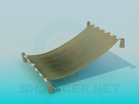 3d model Hammock - preview