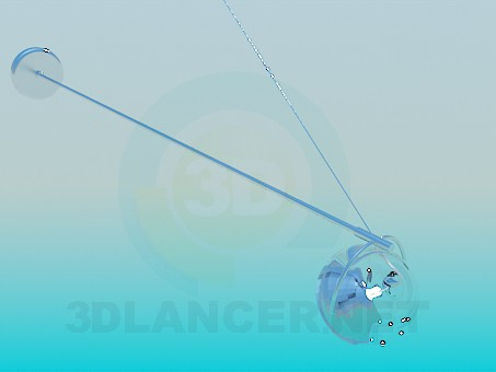 modelo 3D Arnés sujetador - escuchar