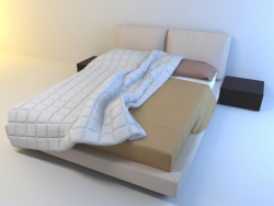 Подвійне ліжко