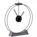 3d Table clock in a minimalistic style model buy - render