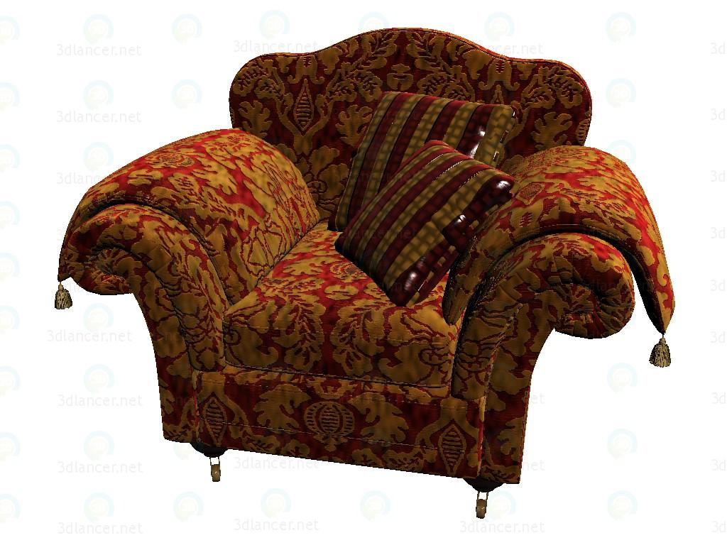 Modelo 3d Cadeira de Corina - preview