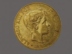 Münze 100 Peseten