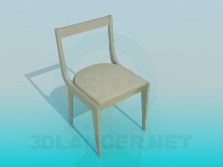 3d model Сhair - vista previa