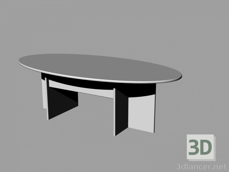 3 डी मॉडल बोर्डों के साथ तालिका - पूर्वावलोकन