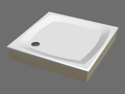 Shower tray PERSEUS 100 EX