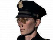 Elliot a cop