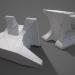 3d Rusty anvil pbr Low-poly 3D model model buy - render