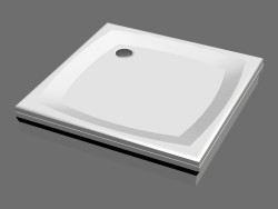 Shower tray PERSEUS 100 PAN