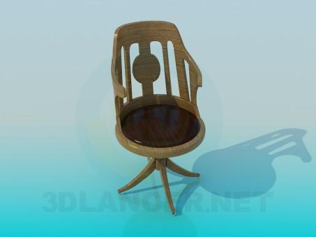 descarga gratuita de 3D modelado modelo Сhair