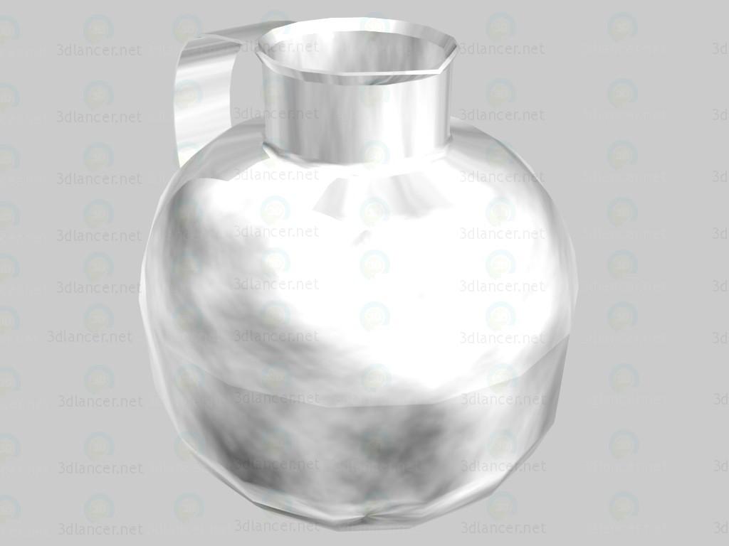 modelo 3D Pitcher Moser VOX - escuchar