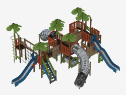 Children's game complex (T1403)