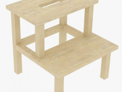 Ladder stool