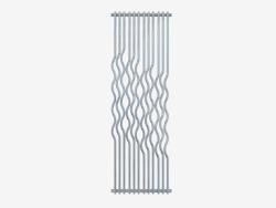 Stainless steel radiator Rio